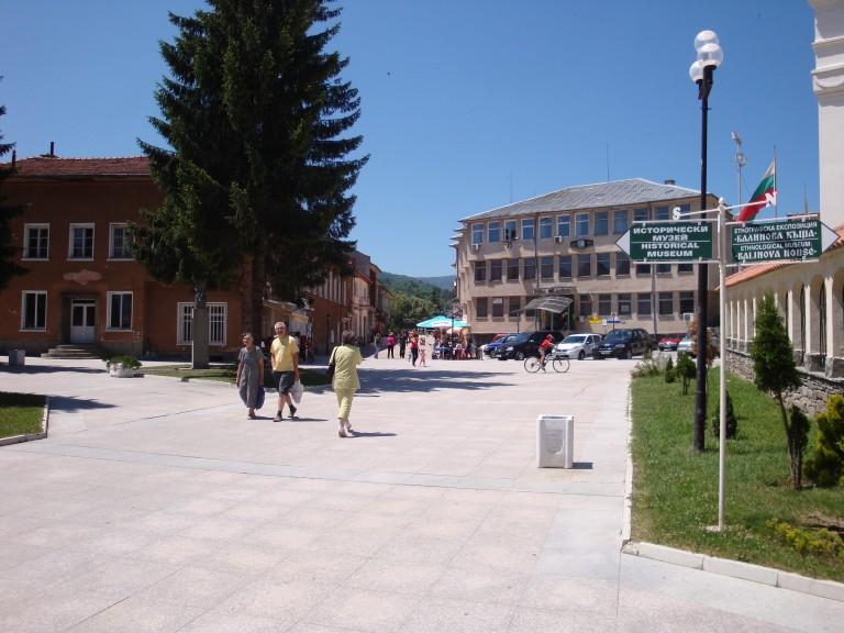 Община Батак
