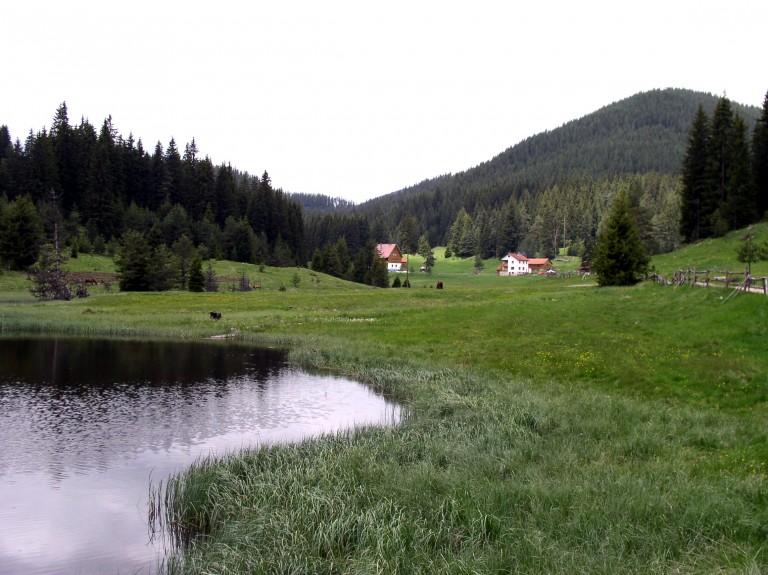 Toshkov chark Dam